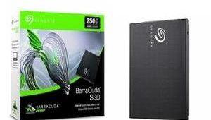 SSD 250GB SEAGATE 560MB/S