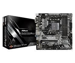 PLACA MÃE ASROCK B450M PRO4 DDR4 SOCKET AM4 CHIPSET AMD B450
