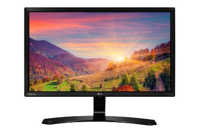 MONITOR FULL HD LG 21,5 LED IPS FH HDMI / VGA