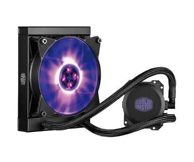 WATER COOLER COOLER MASTER MASTERLIQUID 120MM ML120L RBG