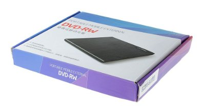 GRAVADOR POP-UP MOBILE EXTERNAL DVD-RW 3.0