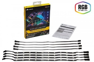 FITA DE LED CORSAIR LIGHTING PRO EXPANSION KIT
