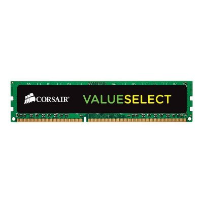 MEMORIA CORSAIR VALUESELECT 4GB DDR3L 1600MHZ PRETO