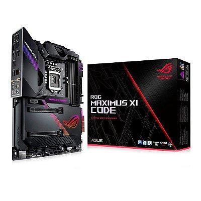 Placa-Mãe Asus ROG MAXIMUS XI CODE, Intel Z390, LGA 1151, ATX, DDR4