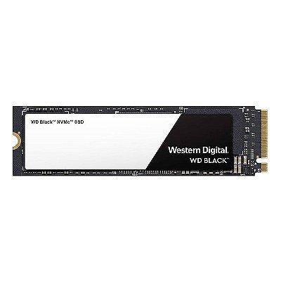 SSD M.2 NVME 250GB WD BLACK WESTERN DIGITAL - WDS250G2X0C