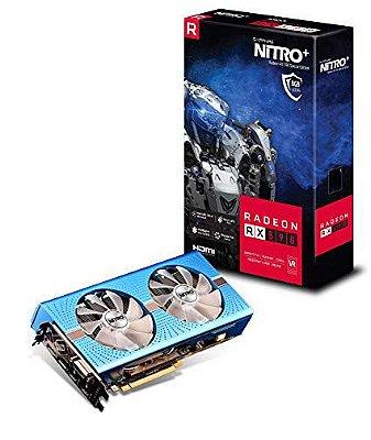 PLACA DE VIDEO SAPPHIRE NITRO+ RADEON RX 590 8GB GDDR5 - 11289-01-20G