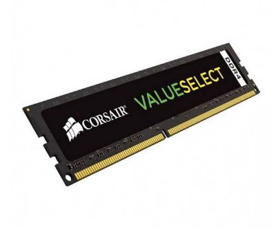 MEMÓRIA CORSAIR VALUESELECT 8GB (1X8) 2400MHZ DDR4, CMV8GX4M1A2400C16