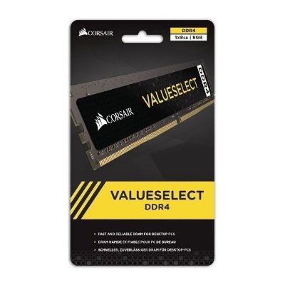 MEMÓRIA CORSAIR VALUSELECT 16GB (1X16GB) 2400MHz DDR4 - CMV16GX4M1A2400C16