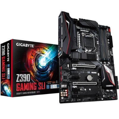 PLACA MÃE GIGABYE Z390 GAMING SLI Intel LGA 1151, DDR4