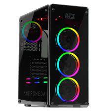 COMPUTADOR GAMER I5 9600K - 16GB RAM - SSD 480 - GABINETE RGB - RTX 2070 8GB DDR6 256 BIT