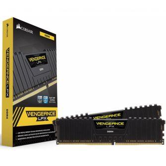 MEMÓRIA CORSAIR VENGEANCE LPX 32GB (2X16GB) 3200MHz DDR4, CMK32GX4M2D3200C16
