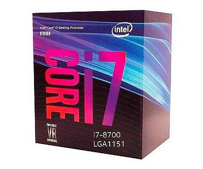 COMPUTADOR GAMER I7 8700 - 16gb - rtx 2070