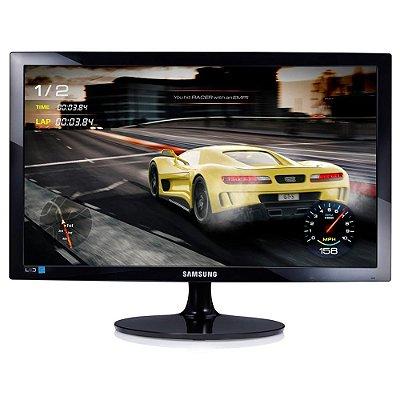 "MONITOR GAMER SAMSUNG LED 24"", FULL HD, HDMI/VGA, 75HZ, 1MS, SD332"