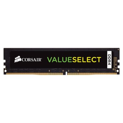 MEMÓRIA CORSAIR VALUESELECT 8GB 2133MHz, DDR4 - CMV8GX4M1A2133C15