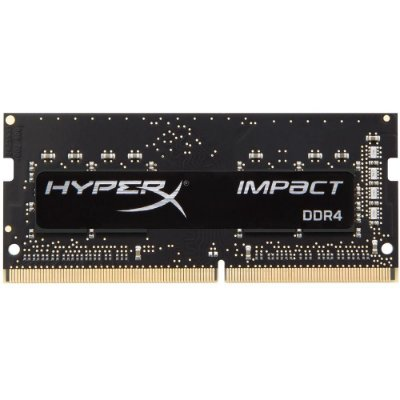 MEMÓRIA HYPERX IMPACT 8GB 2400MHz, DDR4, NOTEBOOK - HX424S14IB2/8