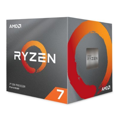 PROCESSADOR AMD RYZEN 7 3800X, CACHE 36MB, AM4, 3.9GHz (4.5GHz Max Turbo) - 100-100000025BOX