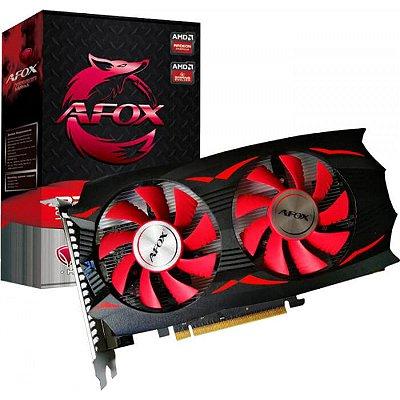 PLACA DE VÍDEO AFOX RADEON RX 560, 4GB GDDR5, 4096MB, 128BIT - AFRX560D-4096D5H4