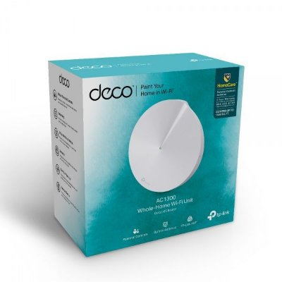 ROTEADOR WIRELESS TP-LINK DECO M5, AC1300, 1300MBPS  (Sistema Mesh)