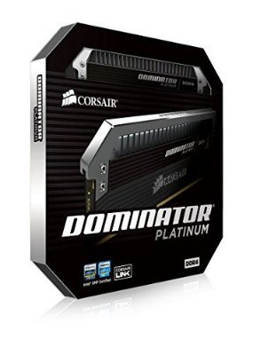 MEMÓRIA CORSAIR DOMINATOR PLATINUM 32GB (2X 16GB) 3000MHz, DDR4 - CMD32GX4M2B3000C15