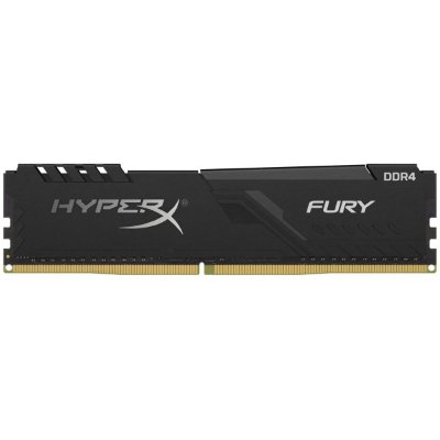 MEMÓRIA KINGSTON HYPERX FURY 8GB 3200MHz, DDR4 CL16 - HX432C16FB3/8