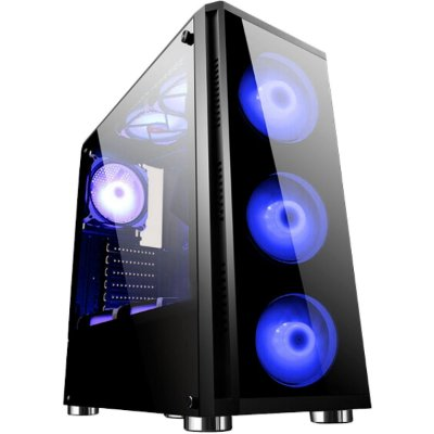 COMPUTADOR GAMER RYZEN 7 3800X, RADEON RX 5700 8GB, 16GB 2666MHz, SSD 480GB