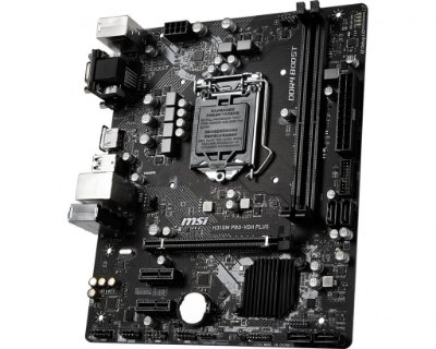 PLACA MÃE MSI H310M PRO-VDH PLUS, INTEL LGA 1151, DDR4
