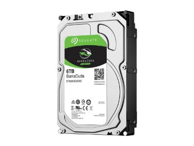 "HD SEAGATE BARRACUDA 6TB, SATA 6.0Gb/s 3.5"" - ST6000DM003"