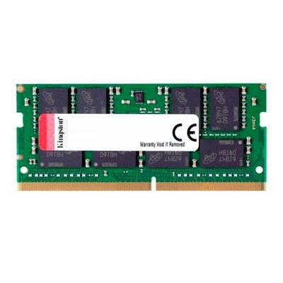 MEMÓRIA KINGSTON NOTEBOOK 16GB 2400MHz, DDR4 - KVR24S17D8/16