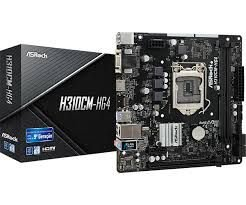 PLACA MAE ASROCK H310CM-HG4 DDR4 SOCKET LGA1151