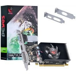 PLACA DE VIDEO GT 710 1GB DDR3 64BITS PCYES - PA710GT6401D3LP
