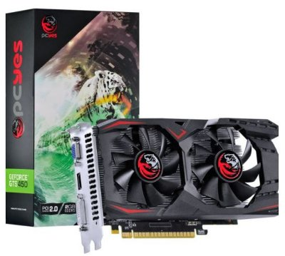PLACA DE VIDEO NVIDIA GEFORCE GTS 450 2GB GDDR5 128 BITS DUAL-FAN