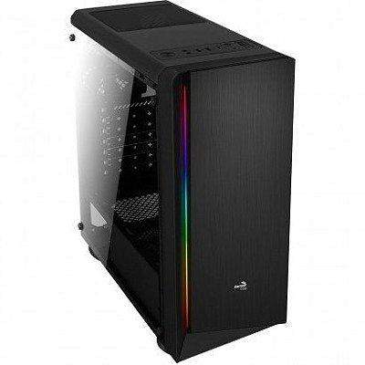 COMPUTADOR GAMER RYZEN 3 3300X - 8GB - SSD 240GB - GABINETE - GTX 1050TI 4GB DDR5