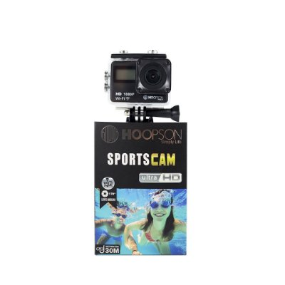 CÂMERA WEBCAM HOOPSON ULTRA HD WIFI SCH-003