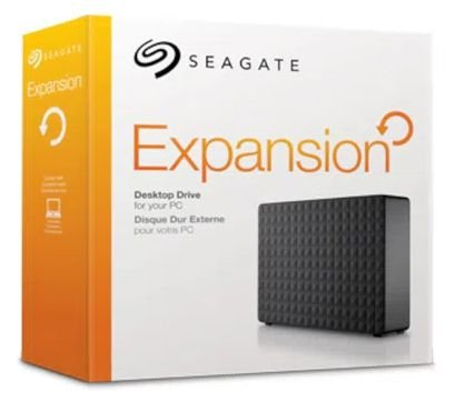 HD EXTERNO 10TB USB 3.0 Seagate Expansion - STEB10000400