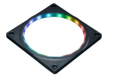 FAN FRAME AKASA RGB LED, KIT RGB 7 CORES CYCLE AK-LD08-RBM1