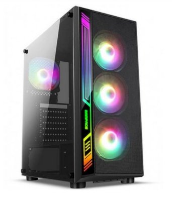 COMPUTADOR GAMER RYZEN 5 2400G - 8GB DDR4 - SSD 240GB - HD 2TB -  GTX 1660 6GB