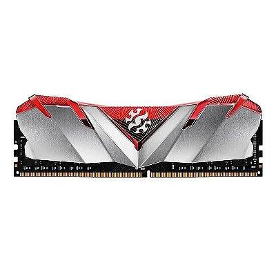 MEMORIA ADATA XPG GAMMIX D30 8GB (1X8) DDR4 2666MHZ VERMELHO - AX4U266638G16-SR30