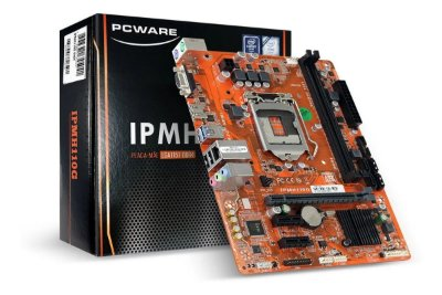 PLACA MAE PCWARE IPMH110G 2XDDR4 LGA 1151 – IPMG110G