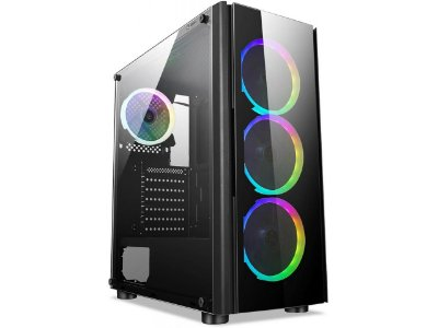 COMPUTADOR GAMER INTEL CORE I7 10700, 16GB DDR4, M.2 256GB, HD 1TB, RTX 2070 SUPER 8GB