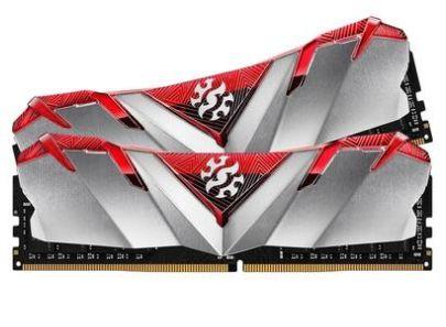 MEMÓRIA XPG GAMMIX D30, 16GB (2X8GB), 3000MHZ, DDR4, CL16, VERMELHO - AX4U300038G16A-DR30