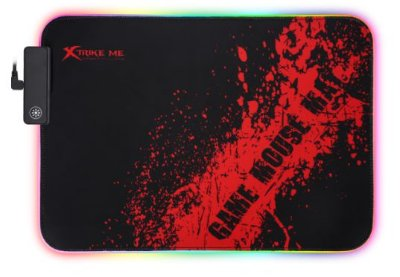MOUSE PAD GAMER XTRIKE-ME MP-602, RGB