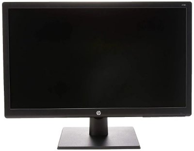 MONITOR HP LED V19b 18.5 WIDESCREEN 2XM32AA AC4 PRETO BIVOLT l09800-021