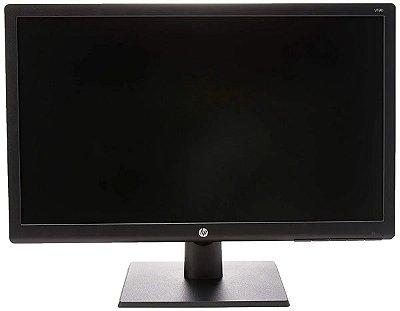 MONITOR HP LED V19b 18.5 WIDESCREEN 2XM32AA AC4 PRETO BIVOLT l09800-021