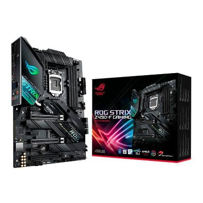PLACA MAE ASUS ROG STRIX Z490-F GAMING DDR4 SOCKET LGA1200 INTEL Z490