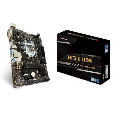PLACA MAE BIOSTAR H310MHD PRO2 DDR4 SOCKET LGA1151 CHIPSET INTEL H310