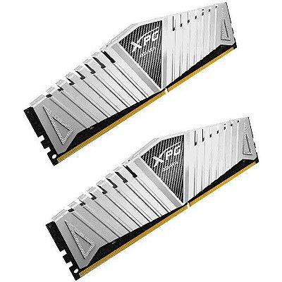 MEMÓRIA XPG Z1 16GB (2X8GB), 3000MHZ, DDR4, CL16, SILVER - AX4U300038G16-DSZ1