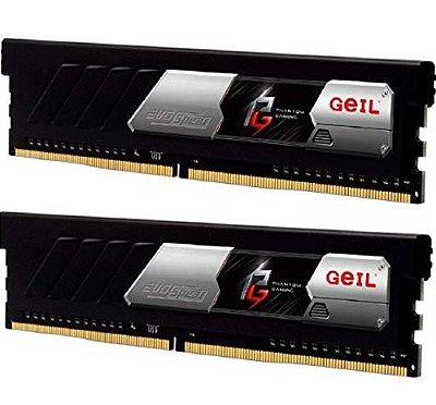 MEMÓRIA DDR4 GEIL PHANTON GAMING 32GB (2X16GB) 3000MHZ - GASF432GB3000C16ADC