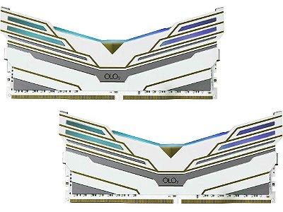 MEMÓRIA OLOY WARHAWK RGB 32GB (2 X 16GB) 288-PIN DDR4 SDRAM DDR4 3600 - ND4U1636180DCWDX