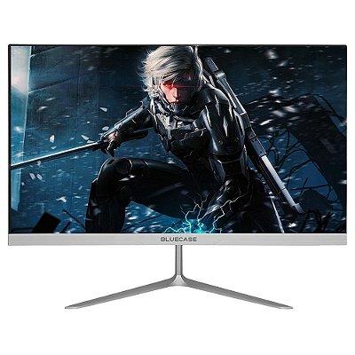 MONITOR GAMER BLUECASE LED 24´, FULL HD, HDMI, FREESYNC, BRANCO - BM244GWW