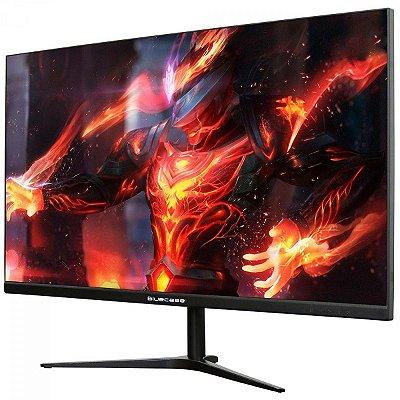 MONITOR GAMER BLUECASE LED 27 POL, QUAD HD, HDMI - BM278GW